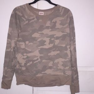 Target Mossimo Supply Co camo size L